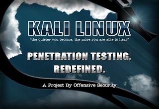 Tutorial Cara Install Kali Linux Penetration Tester