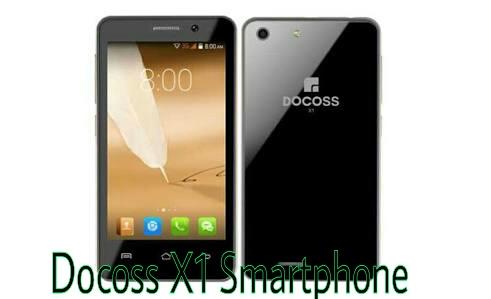 Docoss X1 Smartphone buy