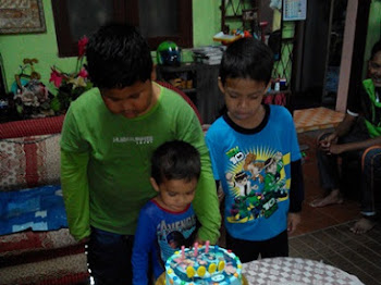 Happy Birthday To Akmal Daniel