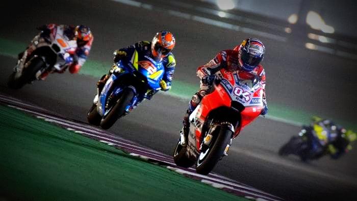 Peroleh Pole Position, Andrea Dovizioso Masih Khawatirkan Marc Marquez