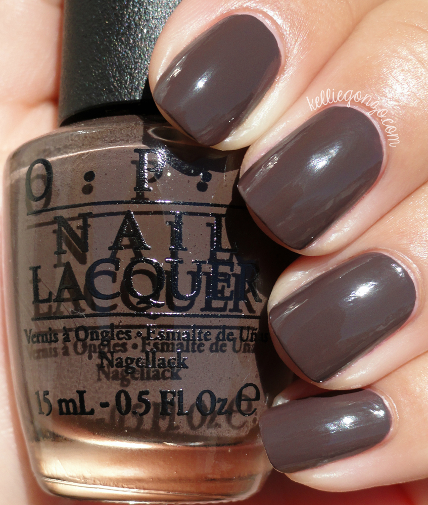 KellieGonzo: OPI Fall 2014 Nordic Collection Swatches & Review