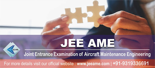 JEE AME Aircraft Maintenance Engineering | Aeronautical Engineering| Electrical Engineering-jeeame
