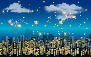 Capodanno città