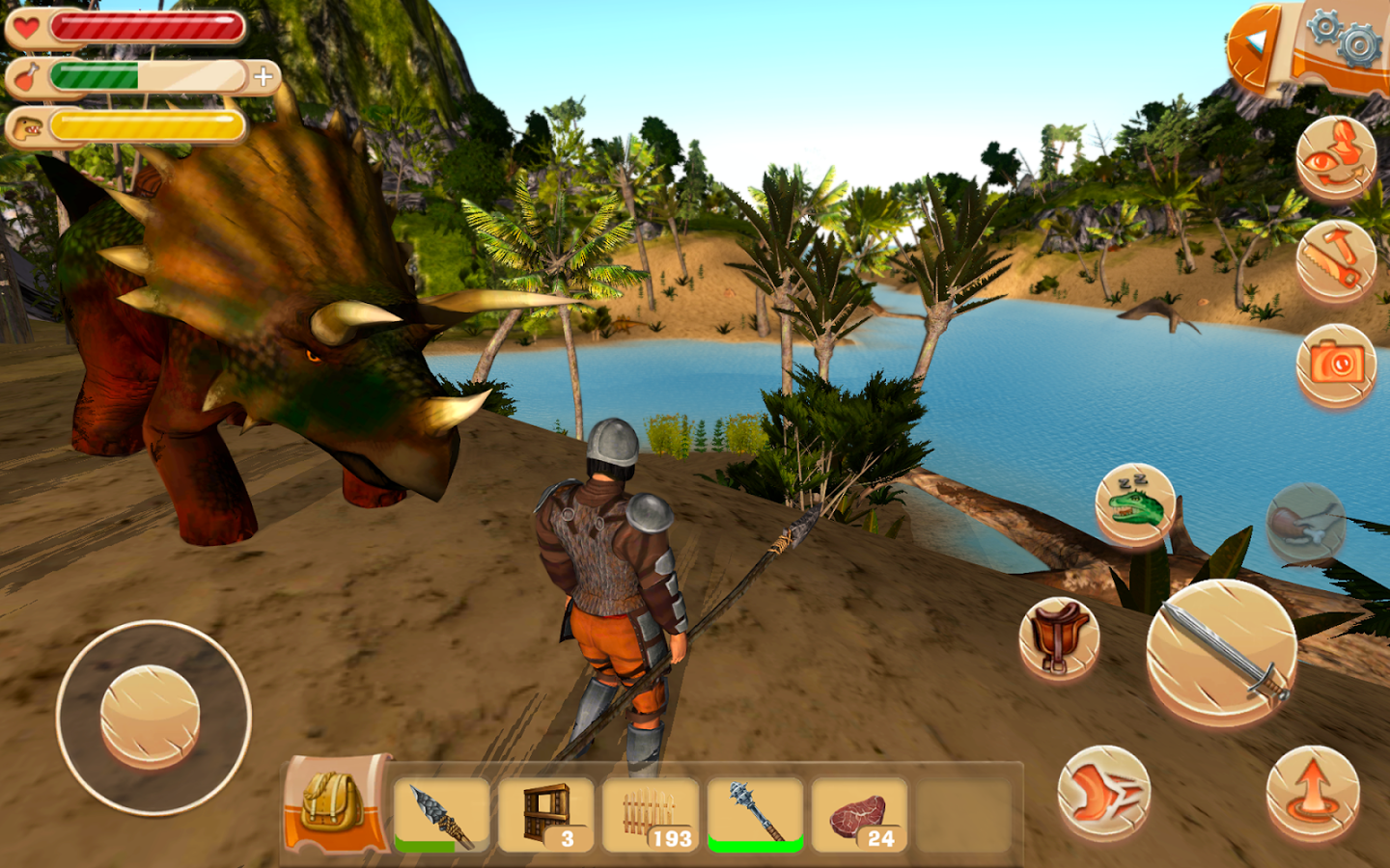 The-Ark-of-Craft-Dinosaurs-MOD-APK