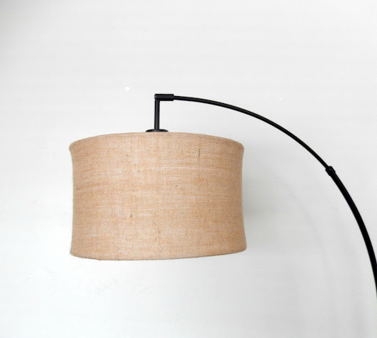 DIY Lampshade Update for less than $6