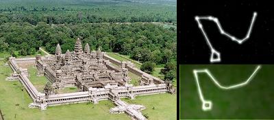 templo-angkor wat-camboya-alineacion-constelacion-draco-extraterrestres