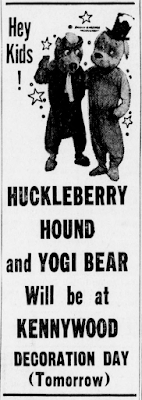 On the Road With Huckleberry