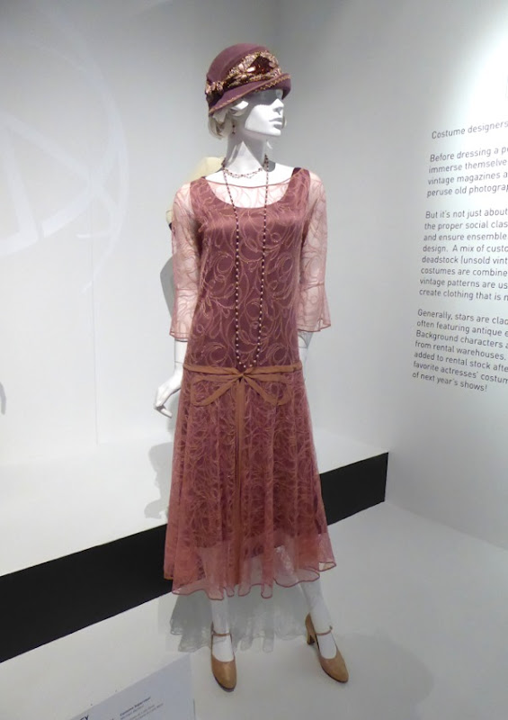 Downton Abbey Lady Rose costume