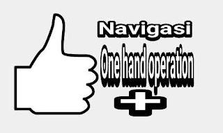 Fitur aplikasi One Hand Operation + memudahkan pengguna Samsung Galaxy