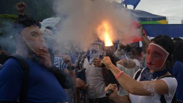 """EEUU amenaza al Gobierno de Nicaragua con """"potenciales sanciones"""""""