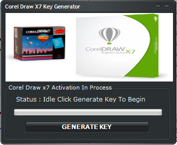 corel draw x3 activation code generator online