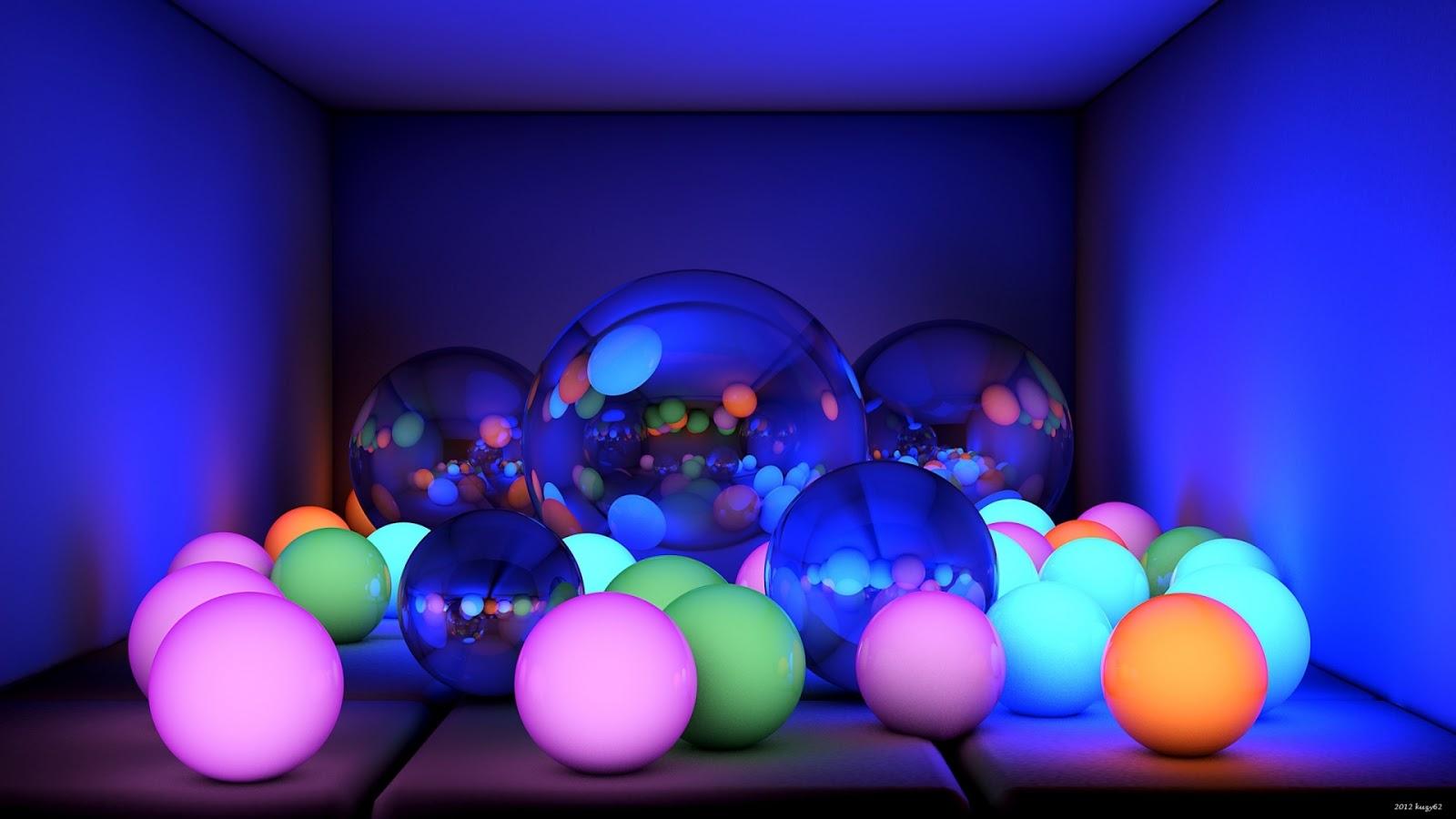 ويندوز7 اجمل خلفيات ثلاثية الابعاد للكمبيوتر 3d