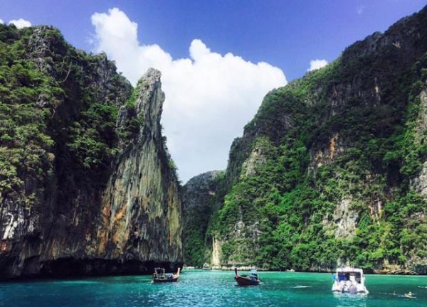 Kepulauan Koh Phi Phi, Thailand