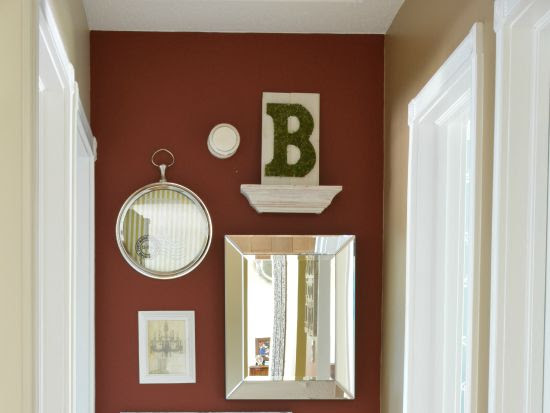 Creating A Hallway Gallery Wall