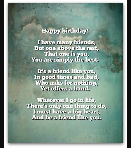 Birthday Wishes For Best Friend Girl Images ~ Birthday wishes for best friend female even girlfriend