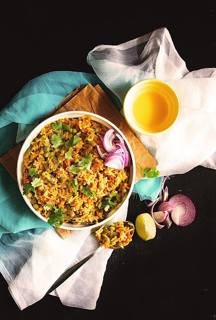 How to cook khichdi / khichuri with brown rice