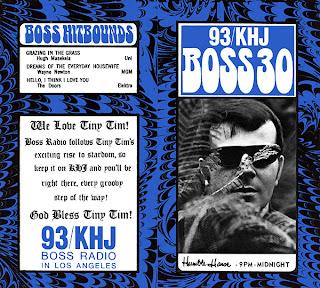 KHJ Boss 30 No. 154 - Humble Harve