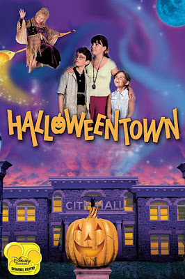 Halloweentown (1998) Dual Audio Hindi 480p WEBRip 250MB