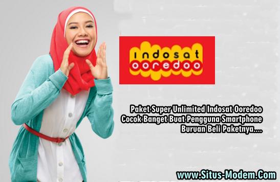 Paket Super Unlimited : Paket Internet Indosat Ooredoo Khusus IM3 dan Mentari Terbaru Kuota FUP Hingga 2GB