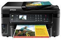 Epson WorkForce Pro WF-3520 Driver Download