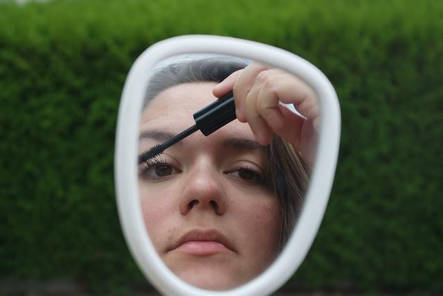Je me sers du nouveau mascara Monsieur Big de Lancôme