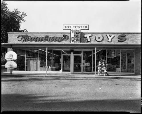 Car Dealerships Louisville Ky >> Thornbury's Toys: Memories and Memorabilia: Thornbury's ...