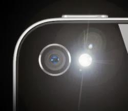 usare il flash su smartphone