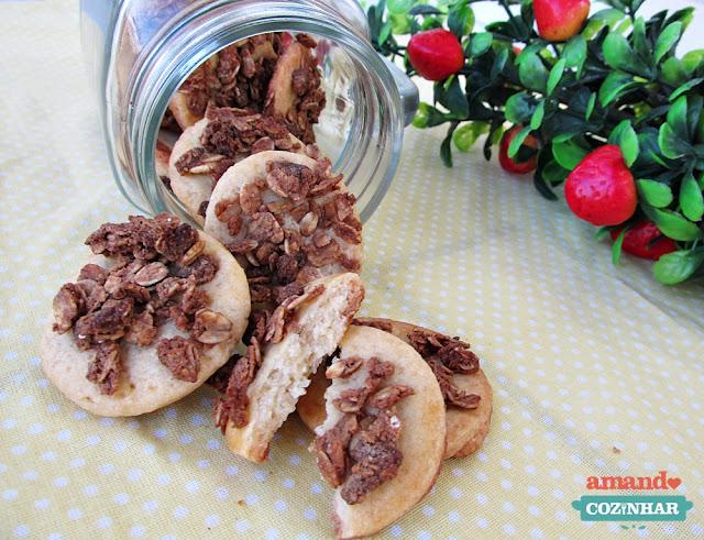 biscoito doce fácil
