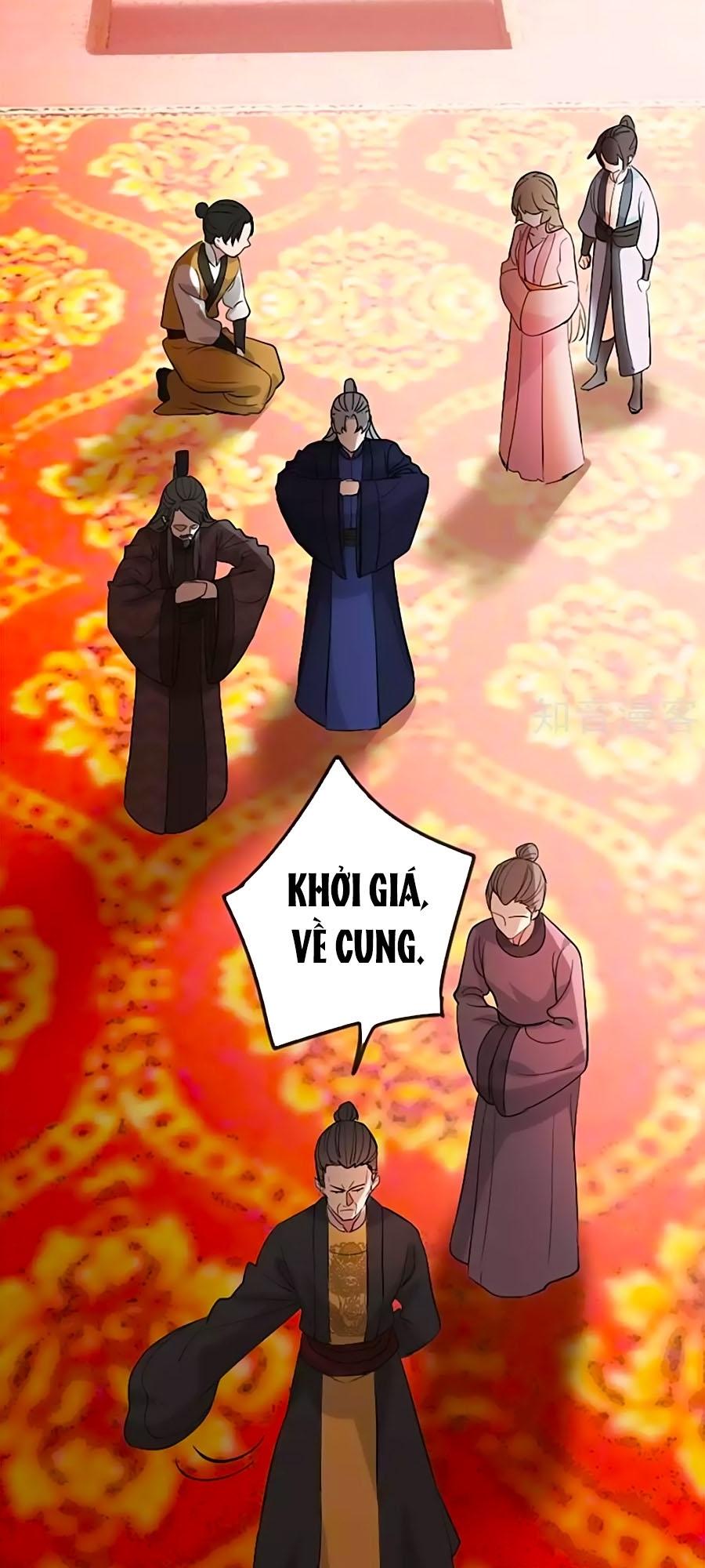 Gian Phi Như Thử Đa Kiều chap 37 - Trang 29