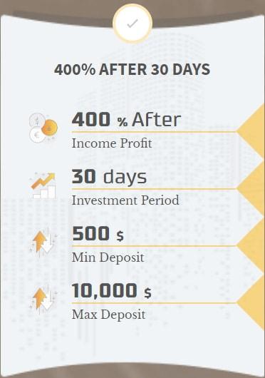 Инвестиционные планы ExCrypto Trade 7
