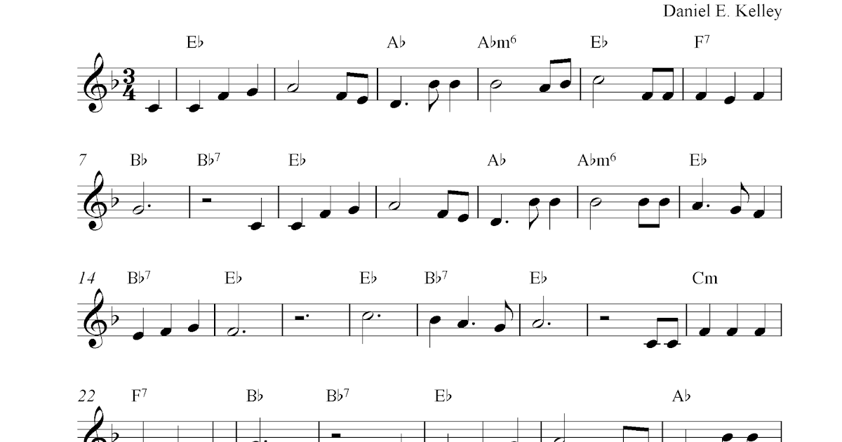 All Music Chords free trumpet solo sheet music : Home On The Range, free trumpet sheet music notes