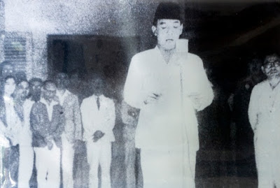 Sejarah Singkat Proklamasi Kemerdekaan Indonesia
