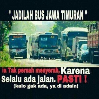 Meme Bis Jawa Timuran Yang Kocak