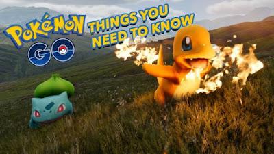Cara Jitu Cepat Naik Level Game Pokemon Go