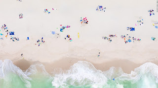 15 bãi biển đẹp mê mẩn nhìn từ trên cao - Ảnh 13