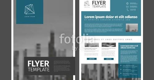 Studio lanjutan grafik flyer brochure spiritdancerdesigns Choice Image