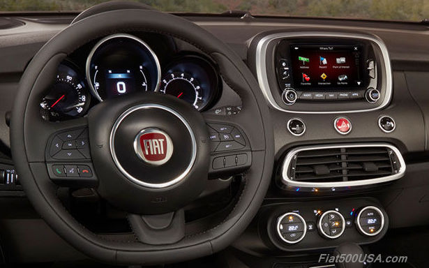 Fiat 500X Updates and Enhancements | Fiat 500 USA