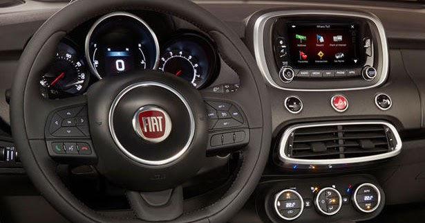 Fiat 500X Uconnect Software Update | Fiat 500 USA