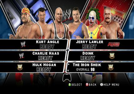 Download WWE Smackdown Vs Raw 2010 Highly Compressed Game For PC