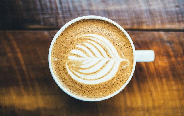 Latte Foam Art Public Domain