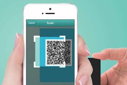 3 Cara Scan Barcode Atau Kode QR Menggunakan HP Sendiri