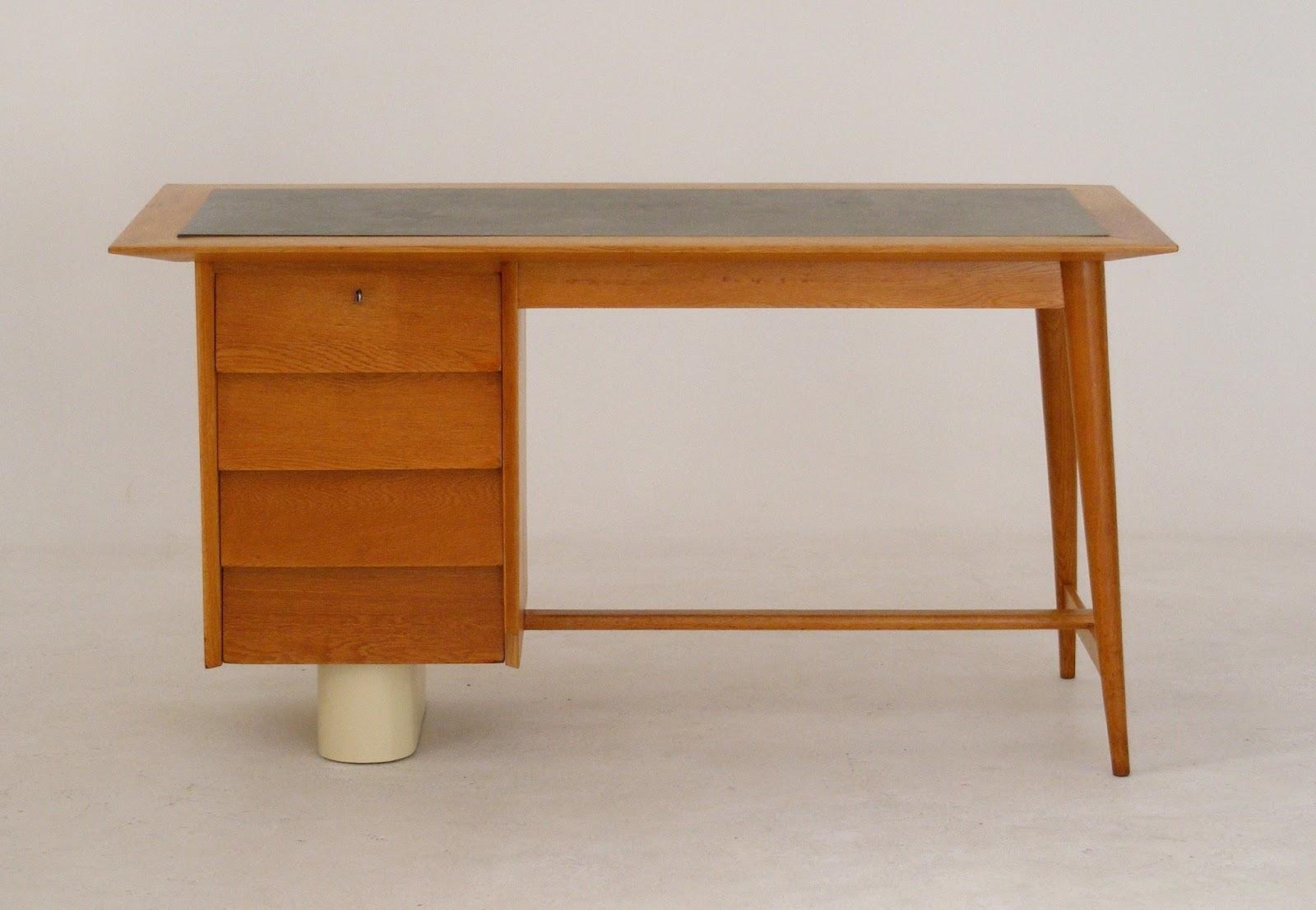 VAMP FURNITURE This weeks new vintage furniture stock at  : PIC2B3BVAMPOAK2BDESK08042016 from vampfurniture.blogspot.co.za size 1600 x 1107 jpeg 203kB