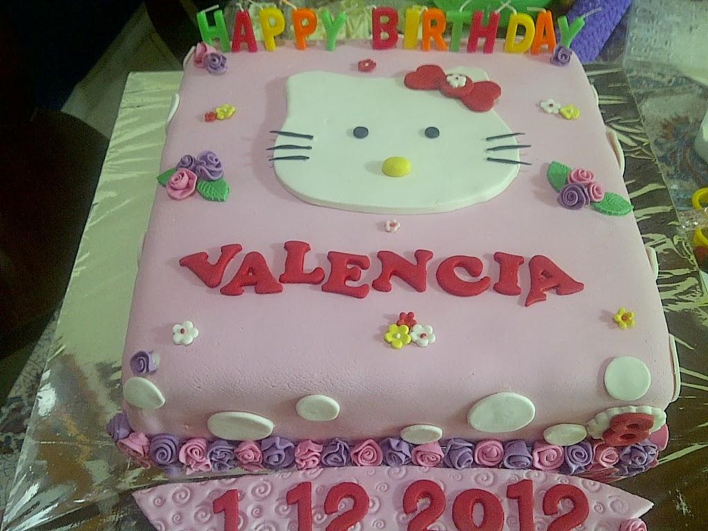Amanda Cakes Kue Ultah Hello Kitty