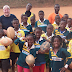 Sport Citizen au chevet des rugbymen à Yaoundé