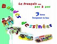 مشاهد مصورة Bandes dessinées - السنة الثالثة من التعليم الأساسي - الموسوعة المدرسية