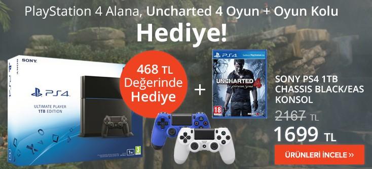 Sony Playstation 4 Teknosa Kampanyası