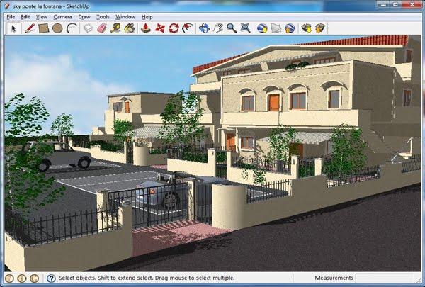 Google SketchUp Pro 2014 14 0 4900 | 80 Mb | Free Software