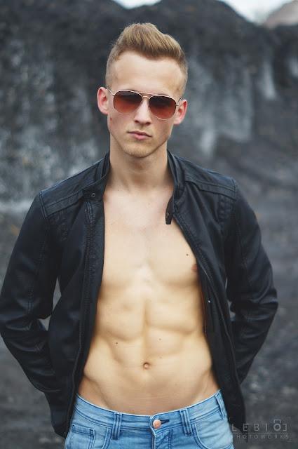 Photoshoots of Paweł Kawalec