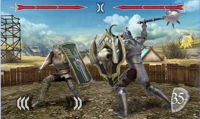 Mortal Blade 3D APK1