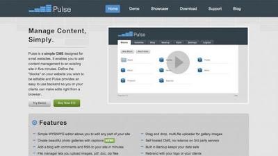 Pulse CMS Pro v2.3 PHP NULL-PNX